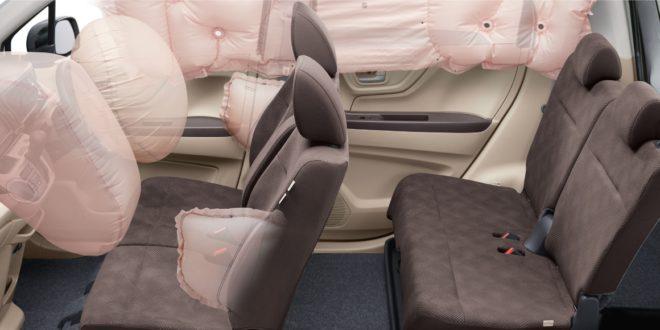 I-боковая система подушек безопасности для передних сидений + Система боковой подушки безопасности