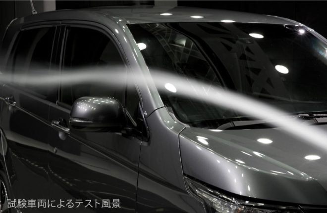 Аэродинамика Honda N-WGN на уровне обычного легкового автомобиля