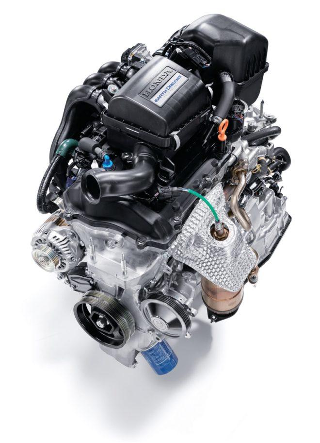 Атмосферный двигатель Honda N-WGN