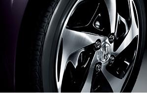 Honda N-WGN G Turbo Литые диски на 15 дюймов