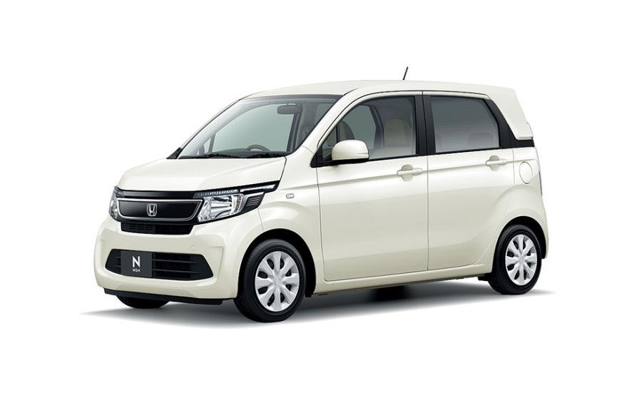 Honda N-WGN комплектация C