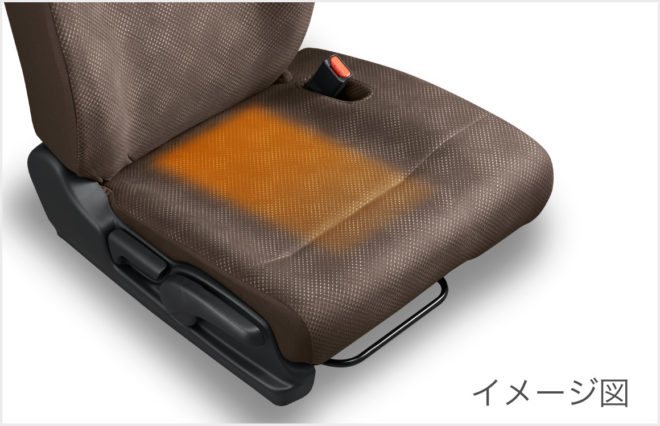 N-WGN G Special Edition SS PackageII (FF) Подогрев сидений