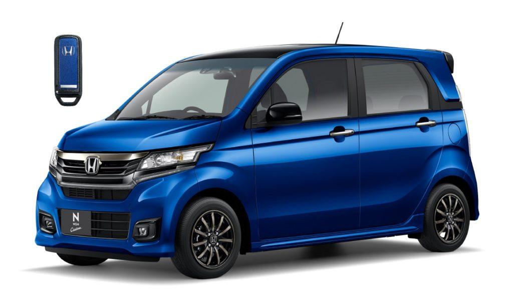 Honda N-WGN: 1 поколение, 2013-2019 года