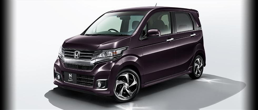 Honda N-WGN Custom G Turbo