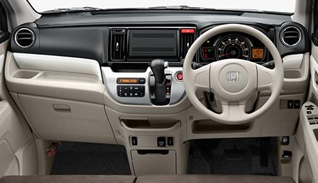 Приборная панель Honda N-WGN Comfort Pakage