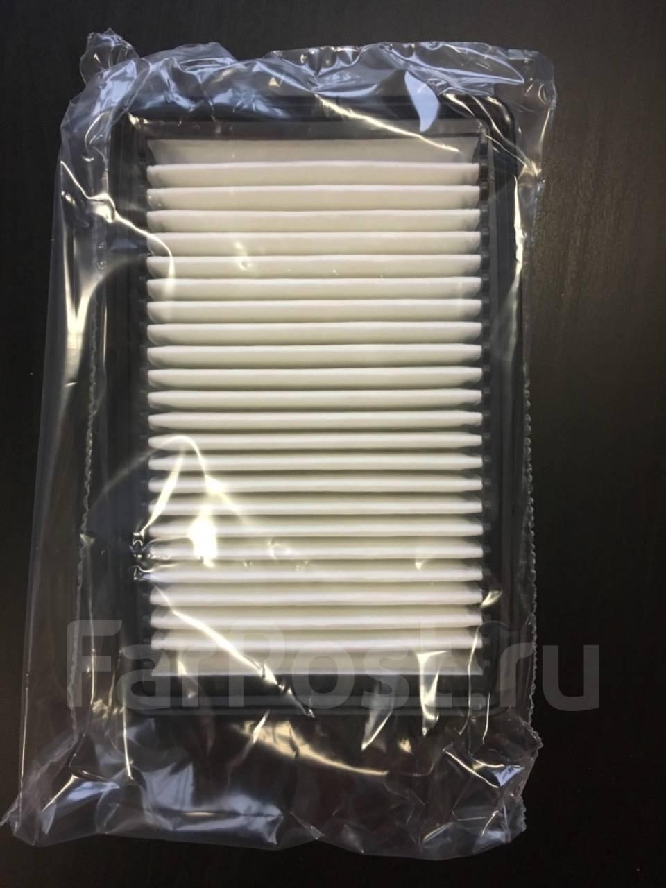 Воздушный фильтр двигателя на турбо версию Honda N-WGN JS Asakashi A28007