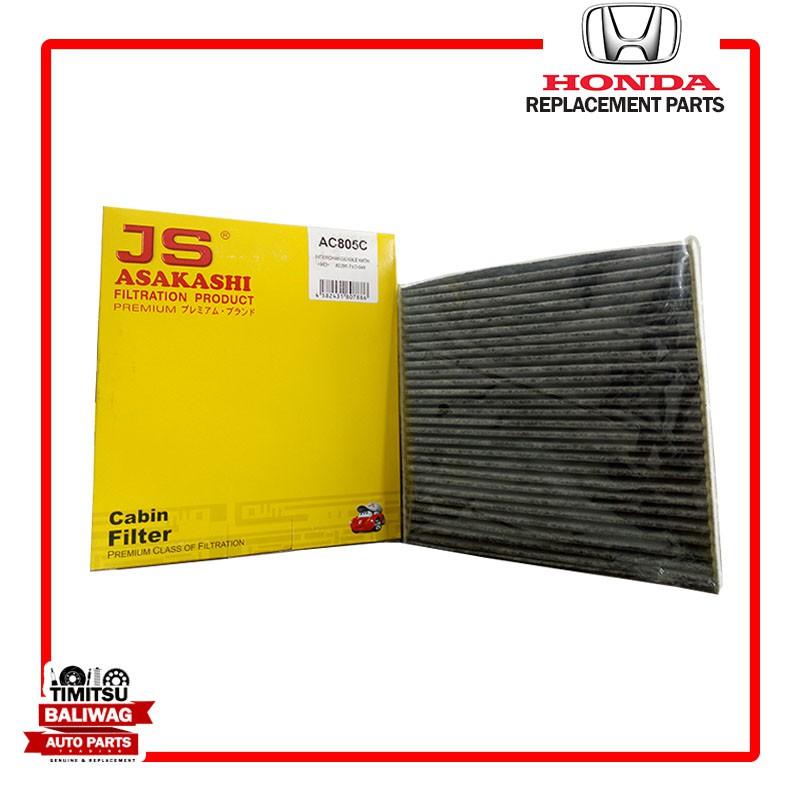 Угольный салонный фильтр JS Asakashi AC805C