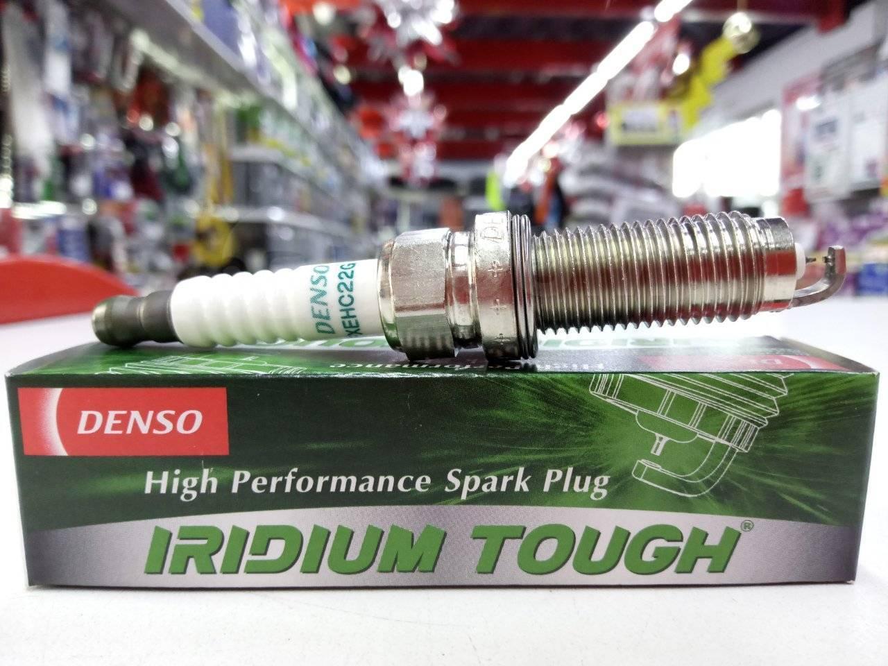 Свечи зажигания на атмо версию Honda N-WGN DENSO VFXEHC22G