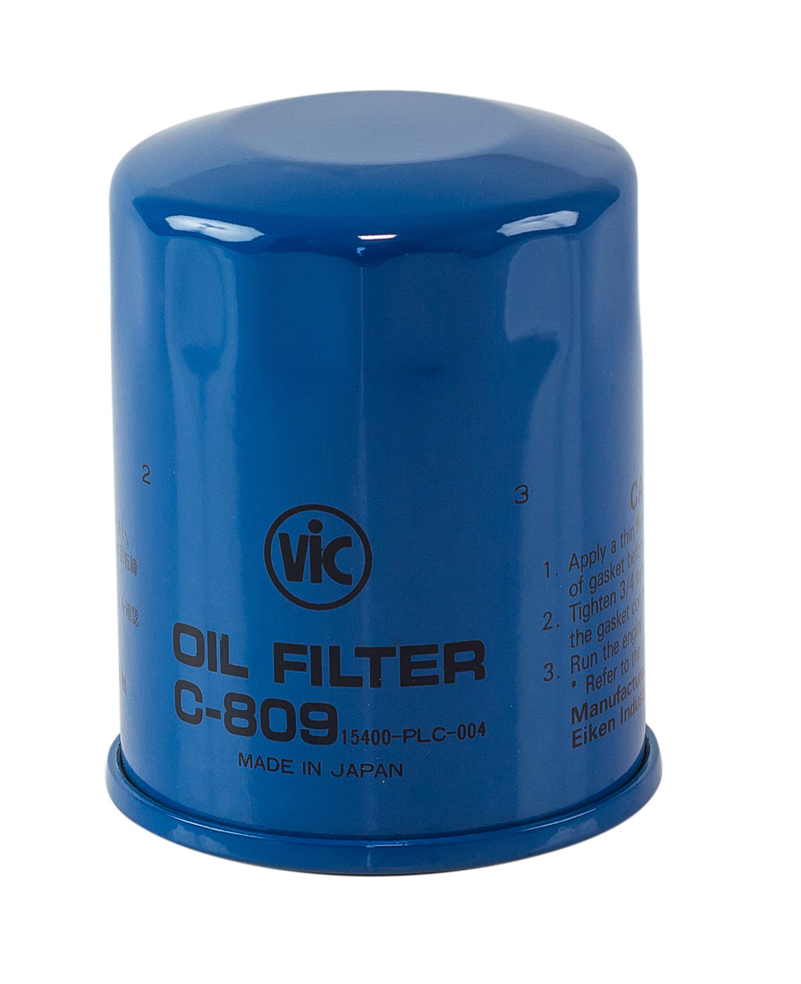 Фильтр масляный VIC С-809