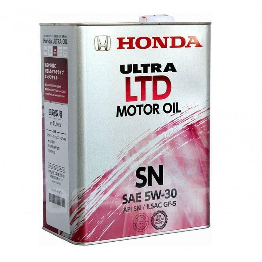 Honda ULTRA LTD 5W30