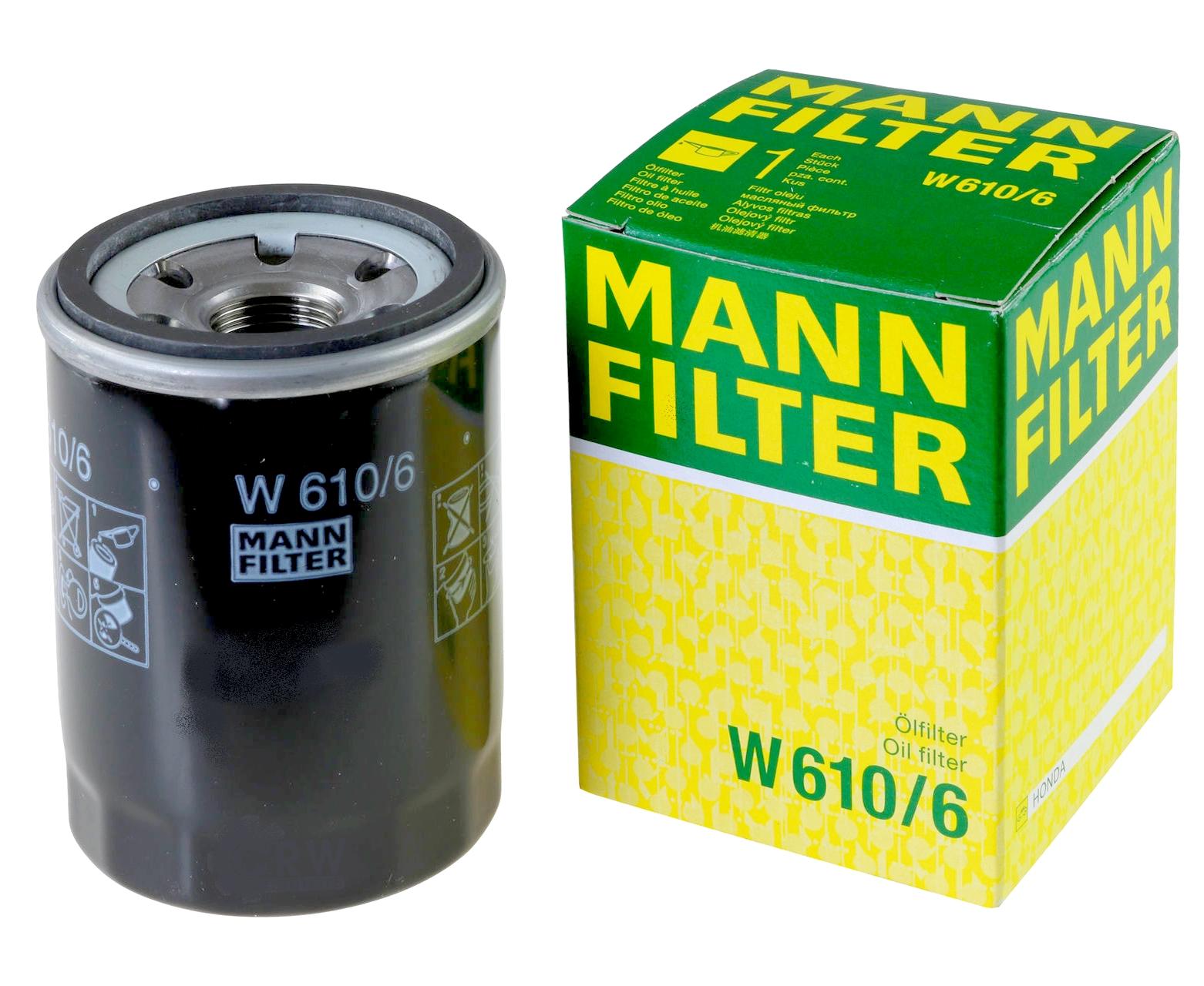 MANN W610/6