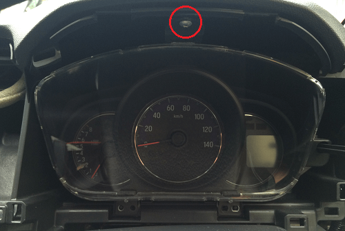Полный разбор и снятие центральной панели Honda N-WGN